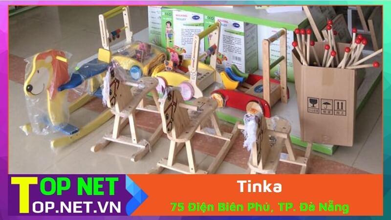 Tinka - Đồ chơi trẻ em tại Đà Nẵng