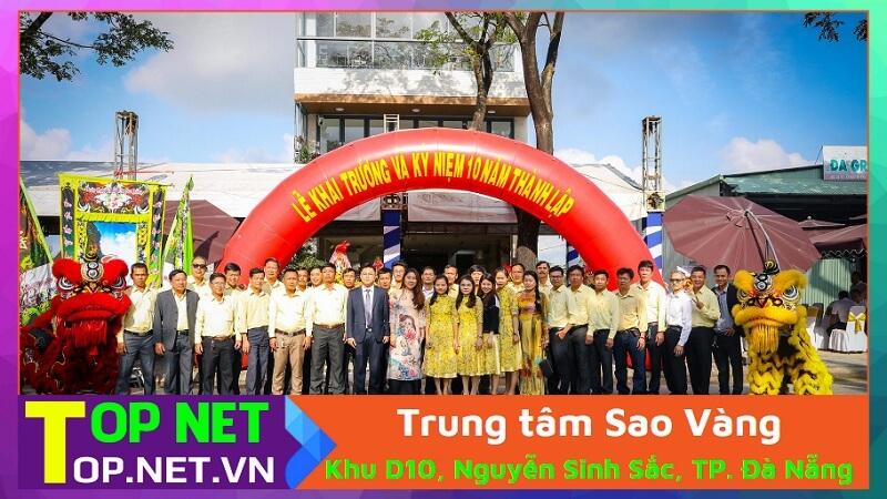 Trung tâm Sao Vàng - Học lái xe oto Đà Nẵng