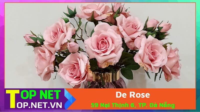 De Rose - Tiệm hoa giả Đà Nẵng
