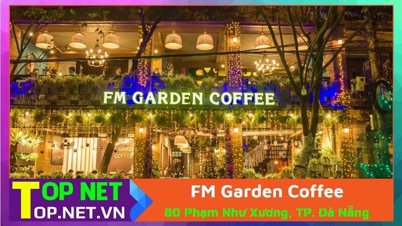 FM Garden Coffee - Những quán cafe cá koi ở Đà Nẵng