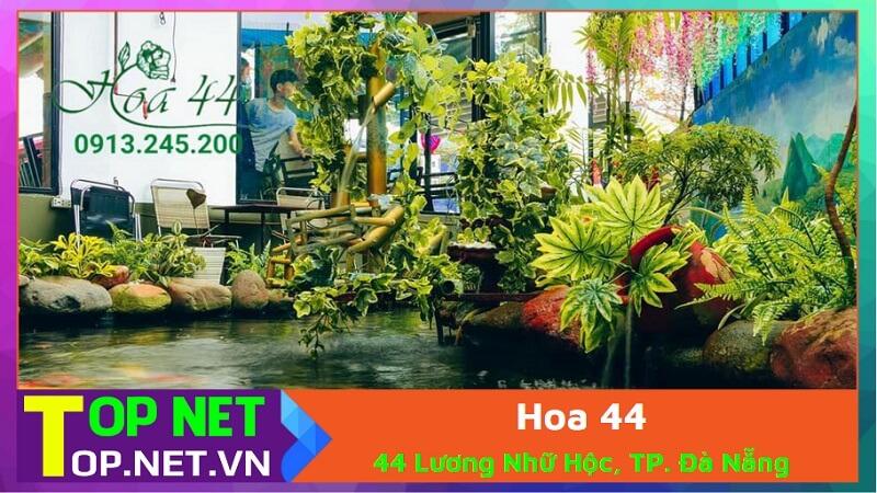 Hoa 44 - Hoa giả đẹp Đà Nẵng