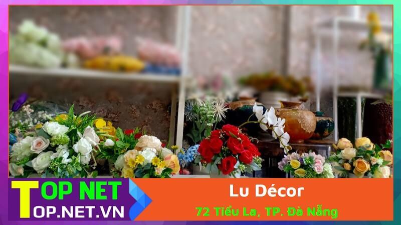 Lu Décor - Shop bán hoa giả tại Đà Nẵng