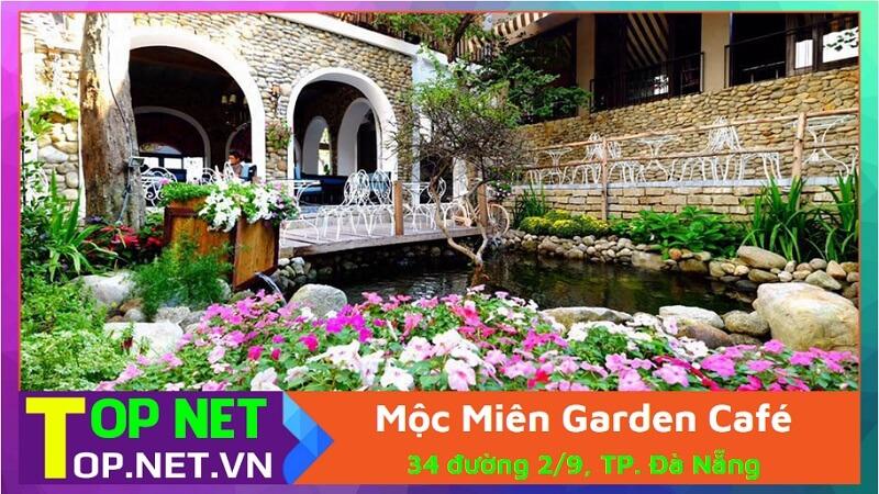 Mộc Miên Garden Café - Cafe cá koi đẹp Đà Nẵng