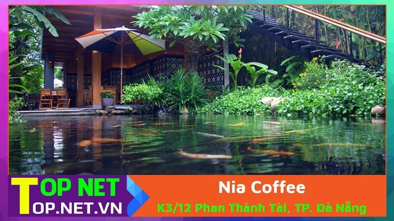 Nia Coffee - Quán cà phê cá koi Đà Nẵng