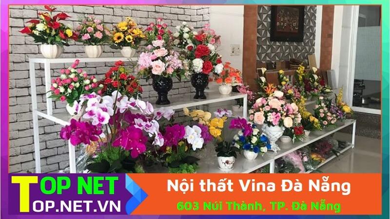 Nội thất Vina Đà Nẵng - Bán hoa giả Đà Nẵng