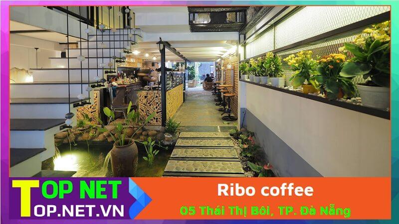 Ribo coffee - Cafe cá koi ở Đà Nẵng