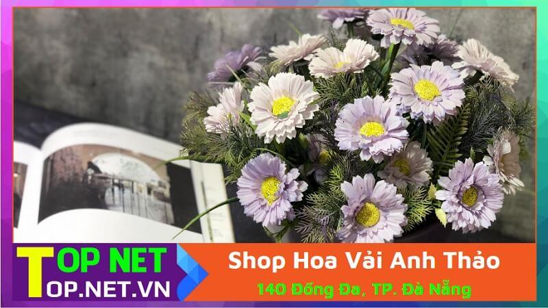 Shop Hoa Vải Anh Thảo - Shop hoa giả Đà Nẵng