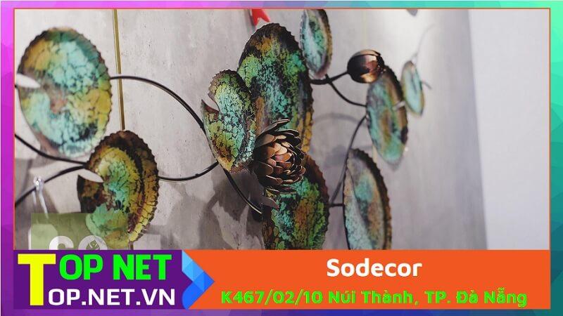 Sodecor - Hoa giả trang trí tại Đà Nẵng