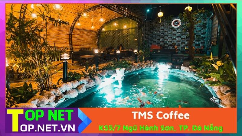 TMS Coffee - Cà phê cá koi Đà Nẵng