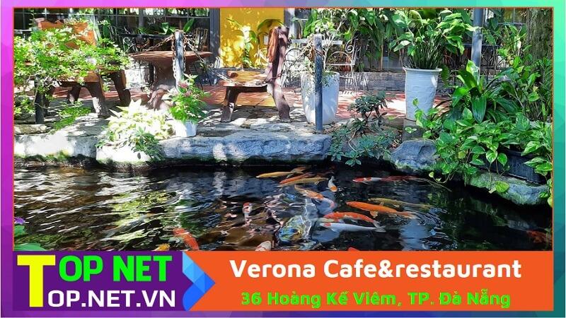 Verona Cafe&restaurant - Cafe cá koi tại Đà Nẵng